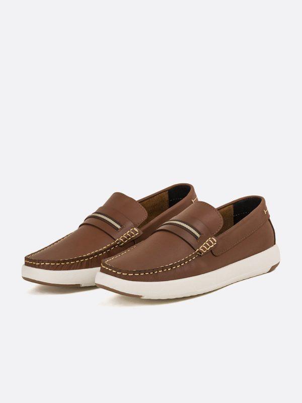 GUIDO01, Todos los Zapatos, Mocasines, Cuero, MIE, Vista Galeria