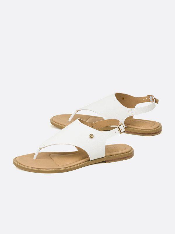 LISS2, Todos los zapatos, Sandalias Planas, Sintético, BLA, Vista Galeria