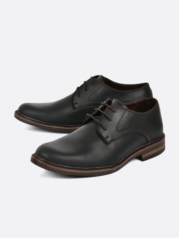 LUIGI02,Todos los Zapatos, Zapatos Casuales, Casuales, Cuero, NEG, Vista Galeria