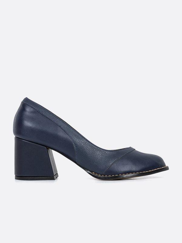 NEIDY, Todos los zapatos, Plataformas, Sandalias Plataformas, Sintético, AZU, Vista Lateral