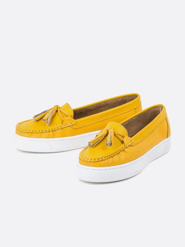 PALMER2, Todos los zapatos, Mocasines Casuales, Cuero, MOS, Vista Galeria