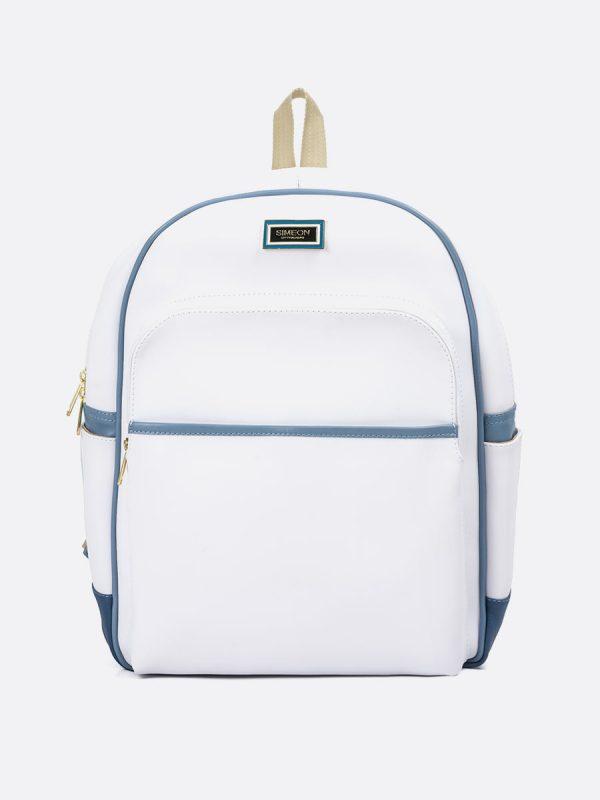 T1088BS2, Todos los Accesorios, Morral, Backpack, Sintético, BLA, Vista Frontal
