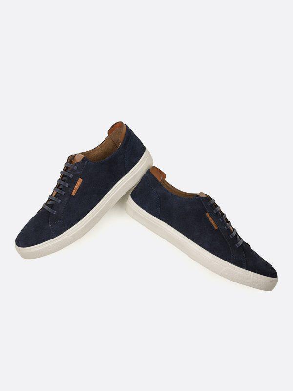 TADEO10, Todos los zapatos, Deportivos, Tenis, Cuero, AZU, Vista Galeria
