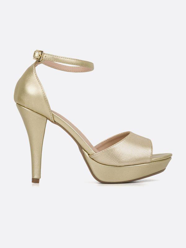 TIMONA2, Todos los zapatos, Plataformas, Sandalias Plataformas, Sintético, CHA, Vista Lateral