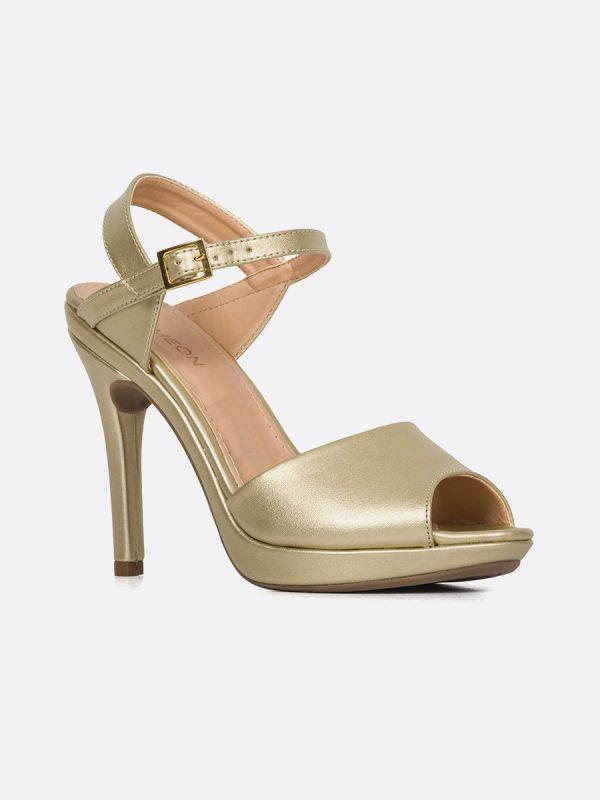 VERA, Todos los zapatos, Plataformas, Sandalias Plataformas, Sintético, CHA, Vista Diagonal