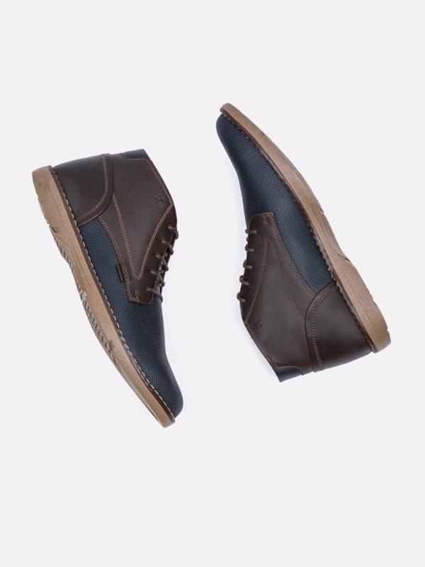 ARJO02,Todos los Zapatos, Zapatos Casuales, Botas Casuales, Cuero, AXC, Vista Galeria