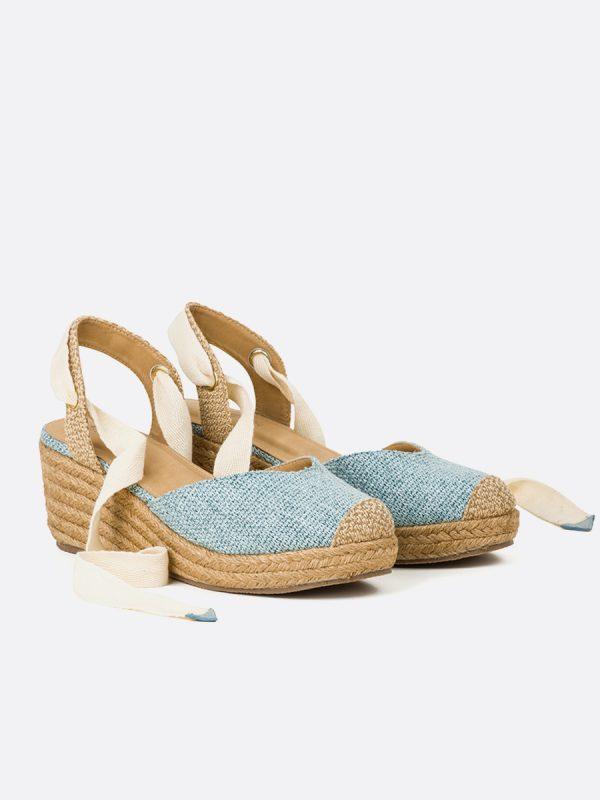 KUTY2, Todos los zapatos, Plataformas, Sandalias Plataformas, Sintético, CEL, Vista Galeria