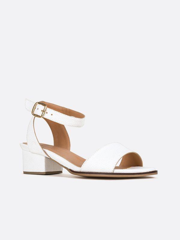 MAY4, Todos los zapatos, Sandalias, Sandalias de Tacón, Sintético, BLA, Vista Diagonal