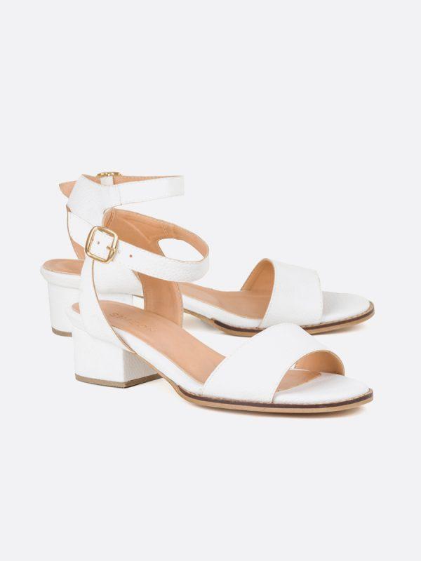 MAY4, Todos los zapatos, Sandalias, Sandalias de Tacón, Sintético, BLA, Vista Galeria