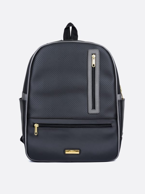 T1117BS, Accesorios, Todos los Accesorios, Backpack, Morrales, NEG, Vista Frontal