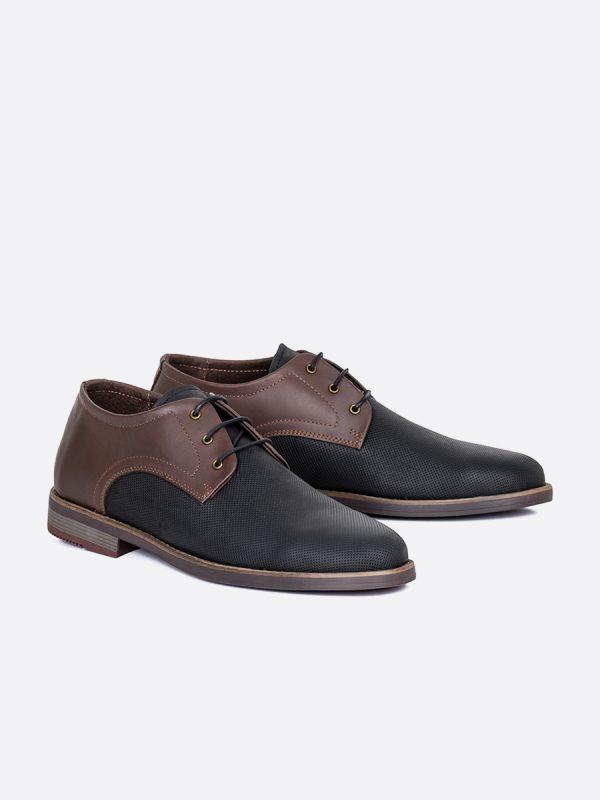 JASPE04, Todos los zapatos, Casuales, Cuero, NEG, Vista Galeria