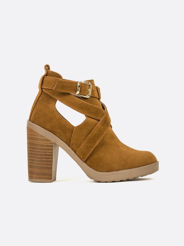 MURRAY, Todos los zapatos, Botas, Sintético, MIE, Vista Lateral