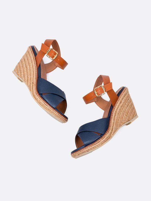 ALX, Todos los zapatos, Plataformas, Sandalias Plataformas, Sintético, AZU, Vista Galeria
