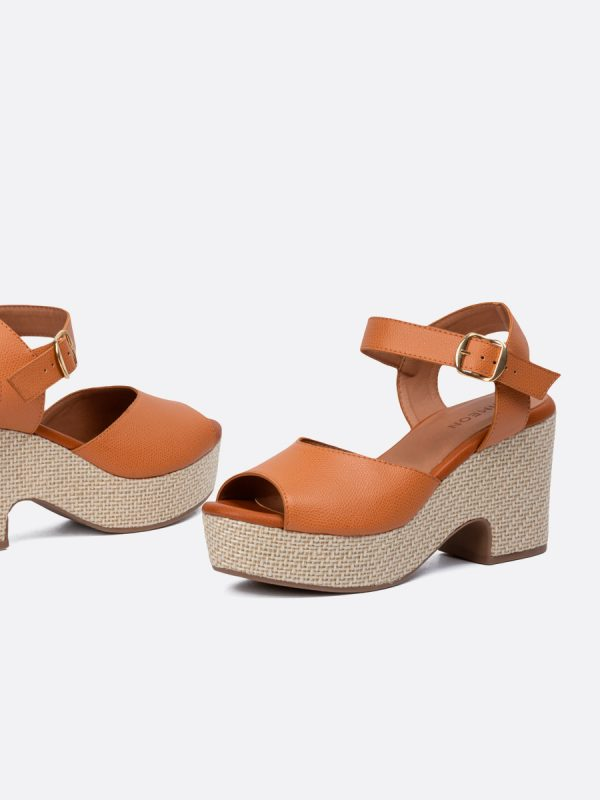 LONNI20, Todos los zapatos, Plataformas, Sandalias Plataformas, Sintético, MIE, Vista Galeria