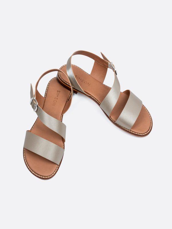 MISS20, Todos los zapatos, Sandalias Planas, Sintético, CHA, Vista galeria