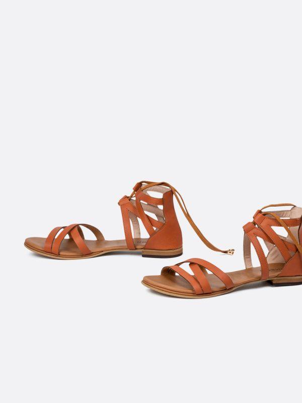TIF20, Todos los zapatos, Sandalias Planas, Sintético, MIE, Vista galeria