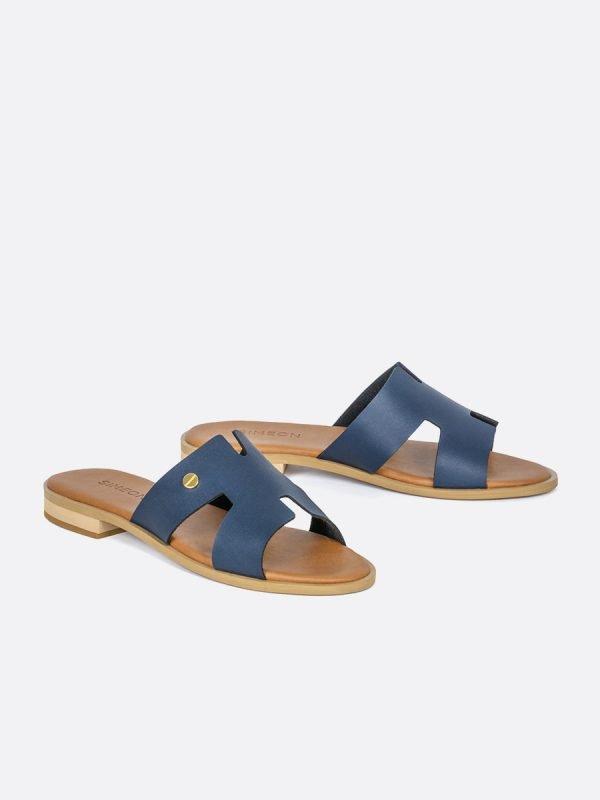 ALIDA3-AZU, Todos los zapatos, Sandalias Planas, GALERIA