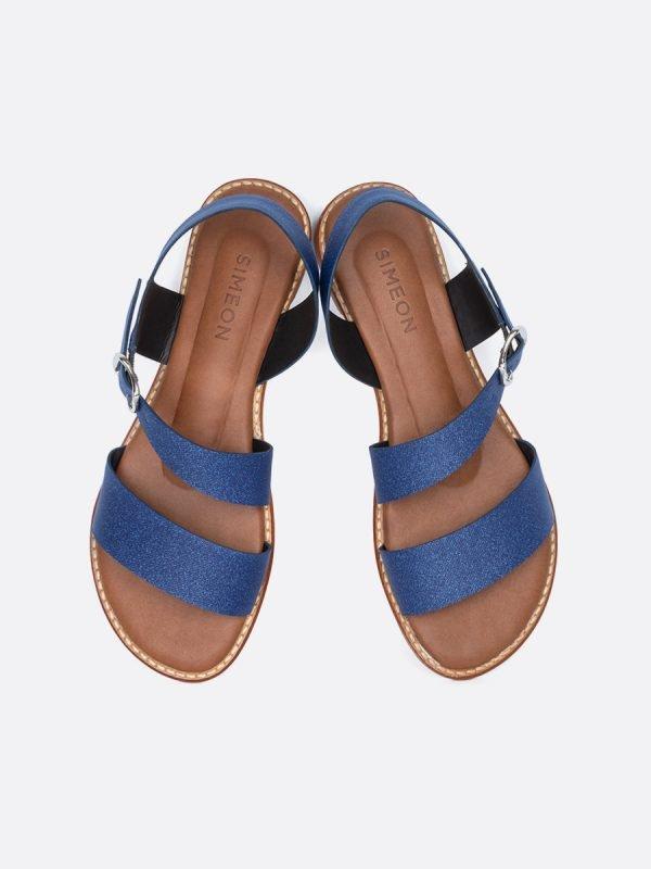 MISS20-AZU, Todos los zapatos, Sandalias Planas, GALERIA