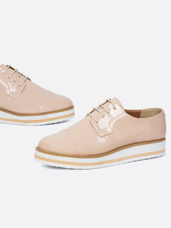 CARMINA2-CRE,Todos los zapatos, Zapatos de Cordón, Sintético, Vista GALERIA