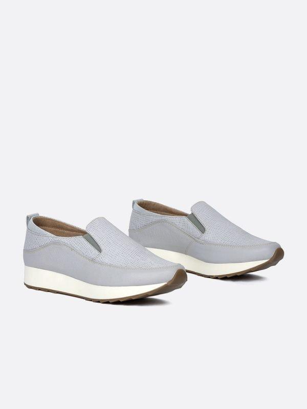 ITAL2-GRI, Todos los zapatos, Mocasines, Cuero, Vista galeria