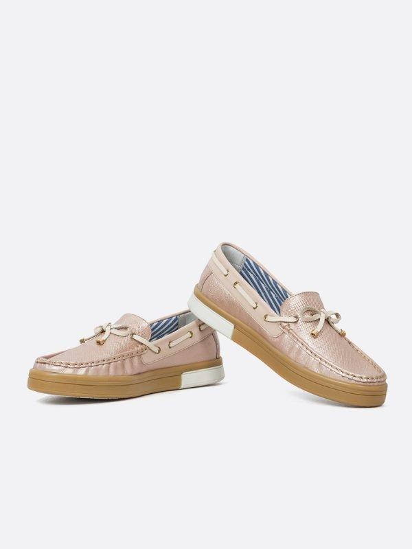 MALIBU21-ORR, Todos los zapatos, Mocasines, Cuero, Vista galeria