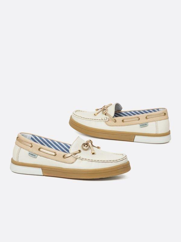 MALIBU21-TAL, Todos los zapatos, Mocasines, Cuero, Vista galeria