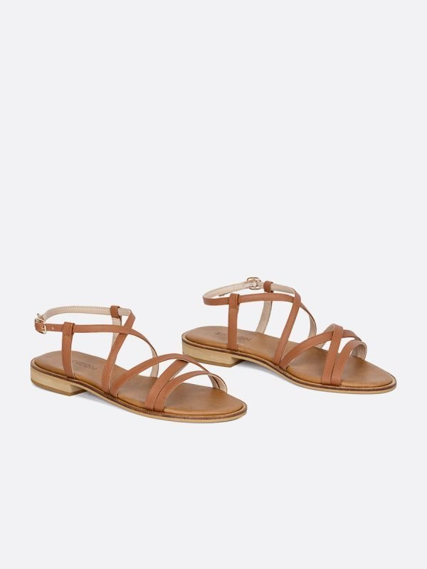 TALED5-CAM, todos los zapatos, Sandalias Planas, vista galeria