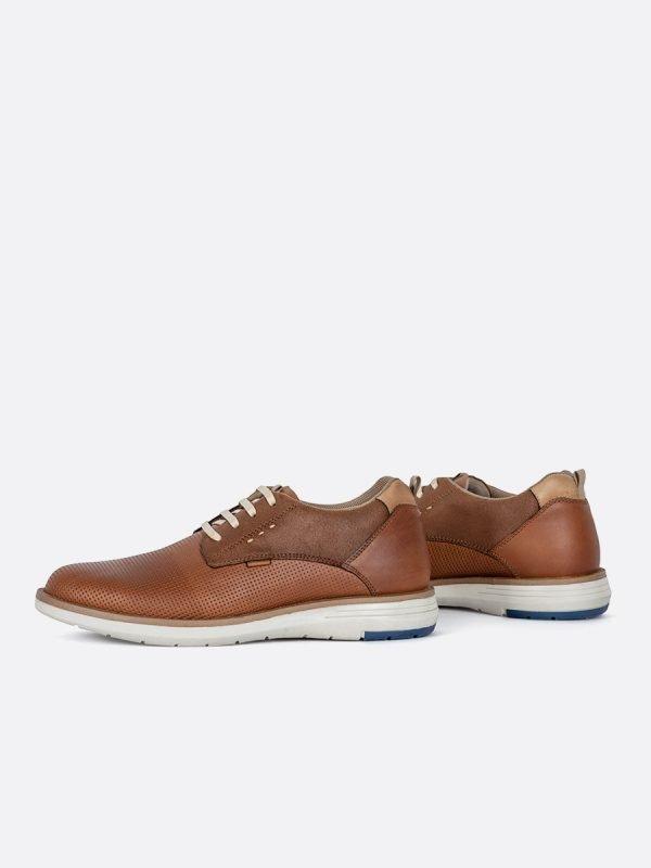 ZARECH05-MIE, Todos los zapatos, Casuales, Cuero, Vista galeria