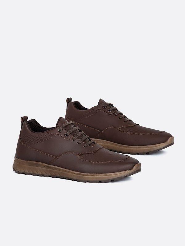 KEHOE02-COG, Todos los zapatos, tenis, Cuero, Vista GALERIA