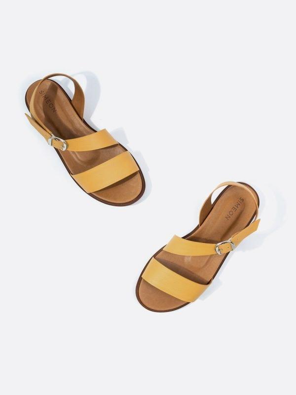 MISS21-MOS, Todos los zapatos, Sandalias Planas, vista galeria