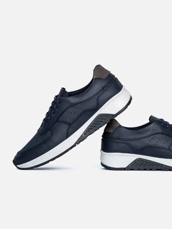 TAHOE04-AZU, Todos los zapatos, tenis, Cuero, Vista GALERIA