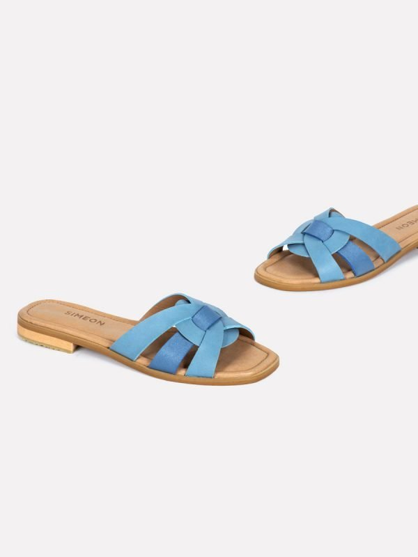 TOLU-CEL, Todos los zapatos, Sandalias Planas, vista galeria