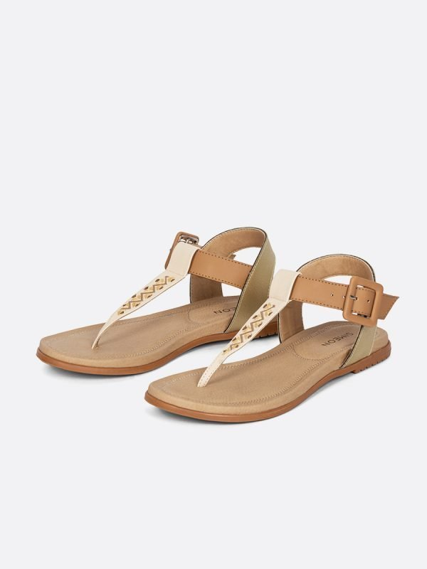 ABER5-TAU, Todos los zapatos, Sandalias Planas, vista galeria