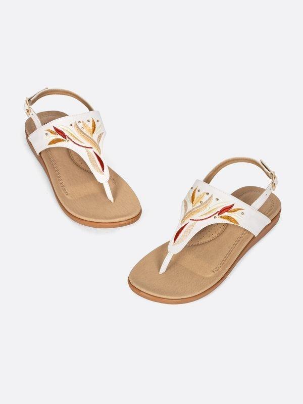 ABER6-TAL, Todos los zapatos, Sandalias Planas, vista galeria