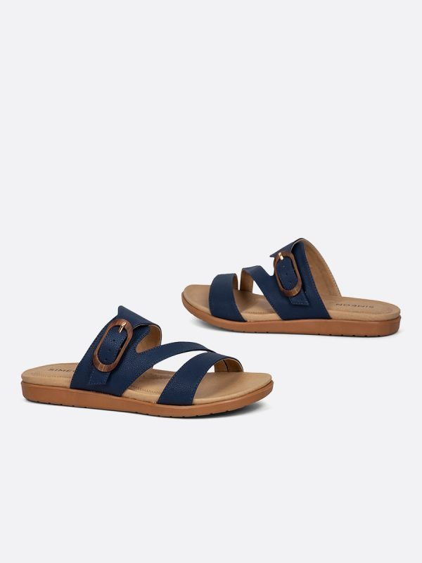 ABER7-AZU, Todos los zapatos, Sandalias Planas, vista galeria