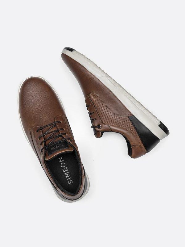 ADAM04-AVE, Todos los zapatos, Casuales, Cuero, Vista galeria
