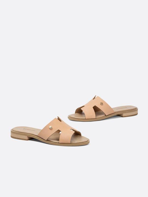 ALIDA3-NUD, Todos los zapatos, Sandalias Planas, vista galeria