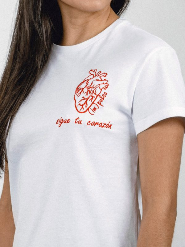 T01L-COR, Todos los Accesorios, ropa, camisetas, Vista CERCA
