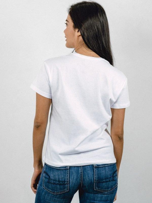 T01L-COR, Todos los Accesorios, ropa, camisetas, Vista TRASERA