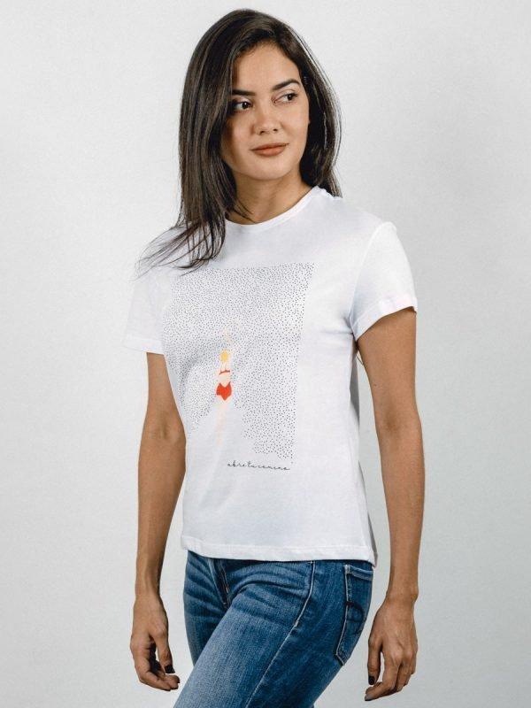 T01L-NAD, Todos los Accesorios, ropa, camisetas, Vista LATERAL
