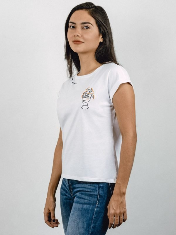 T03M-VIVE, Todos los Accesorios, ropa, camisetas, Vista DIAGONAL