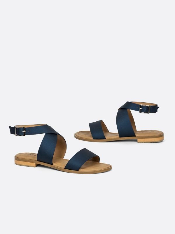 TOLU2-AZU, Todos los zapatos, Sandalias Planas, vista galeria