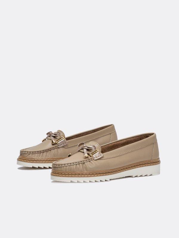 ELIOR-TAU, Todos los zapatos, Mocasines, Cuero, Vista Galeria