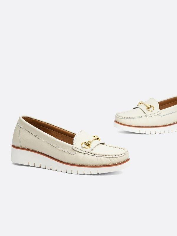 ELIOR2-TAL, Todos los zapatos, Mocasines, Cuero, Vista galeria