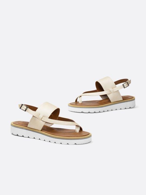 EMY3-CHA, Todos los zapatos, Sandalias Planas, vista galeria