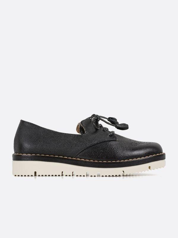 JEY3-NEG, Todos los zapatos, Zapatos de Cordón, Vista Lateral
