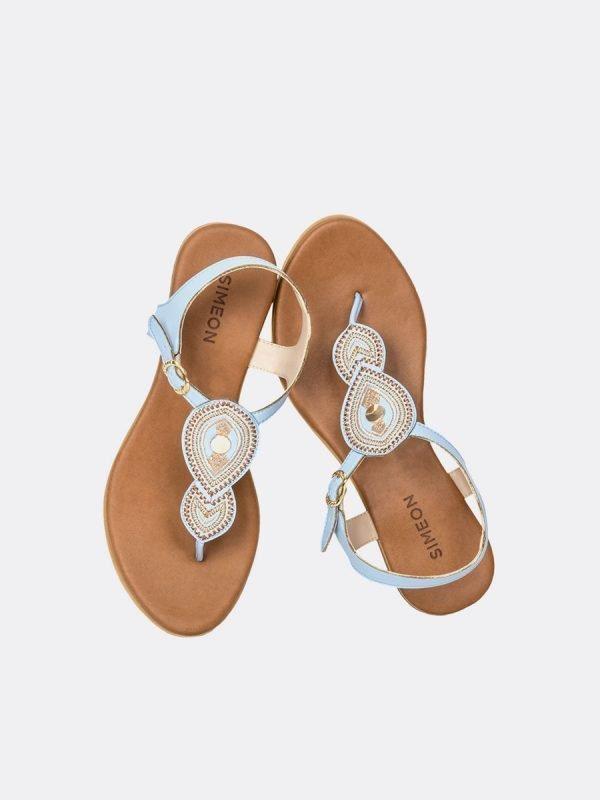 KEIN-CEL, Todos los zapatos, Sandalias Planas, vista Galeria