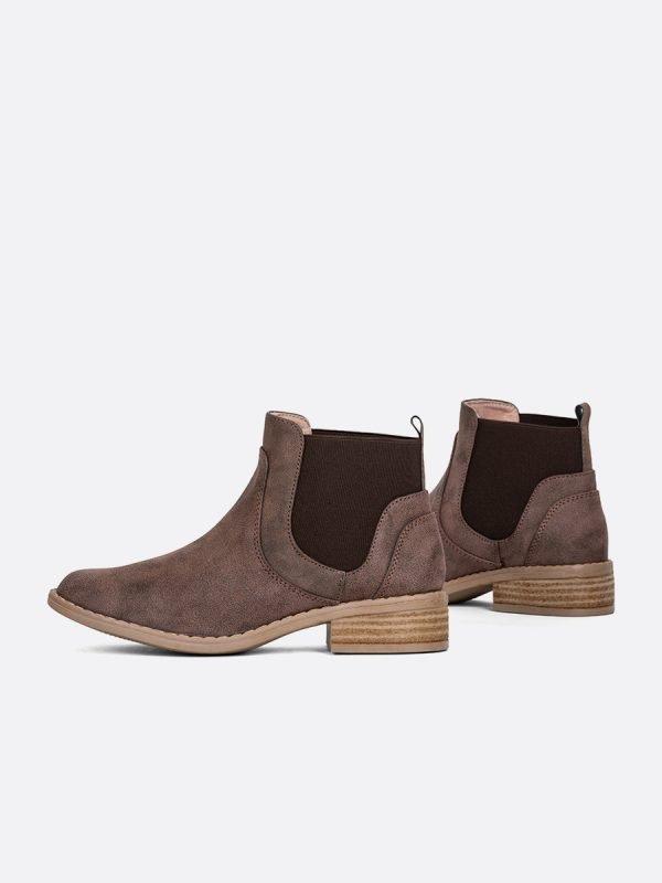 LUCIU3-CAF, Todos los zapatos, Botas, Sintético, Vista Galeria