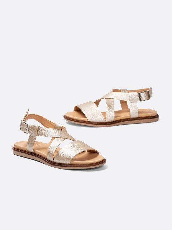 SUIT-CHA, Todos los zapatos, Sandalias Planas, vista Galeria