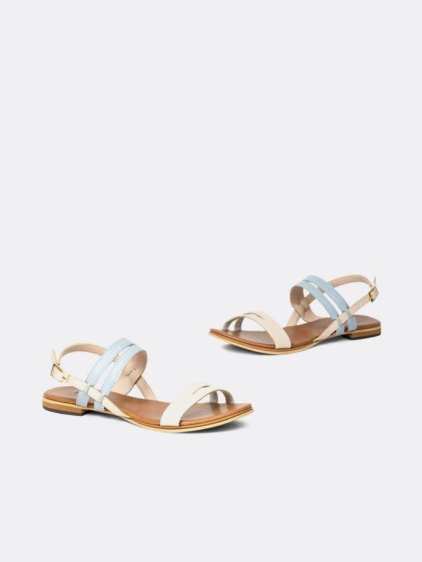 TALED3-CEL, Todos los zapatos, Sandalias Planas, vista Galeria